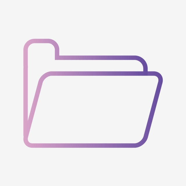 Vector Folder Icon, Folder Icon, File Icon, Document Icon PNG and.
