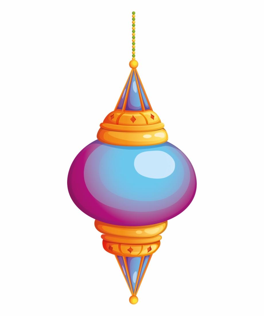Vector Of Islam Pendant Ramadan Lamp Free Png And Vector.