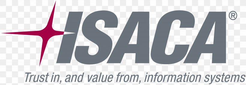Logo ISACA Information System Information Technology Audit.
