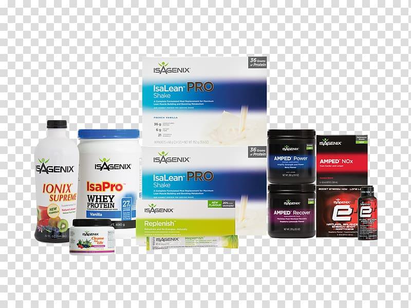 Dietary supplement Isagenix International Nutrition Nutrient.