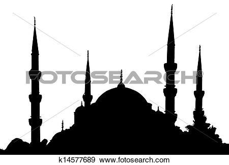 Stock Illustration of Istanbul.