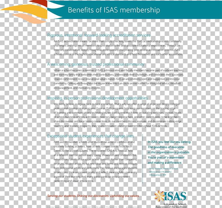 ISAS PNG, Clipart, Brochure, Educate Together, Education Science.