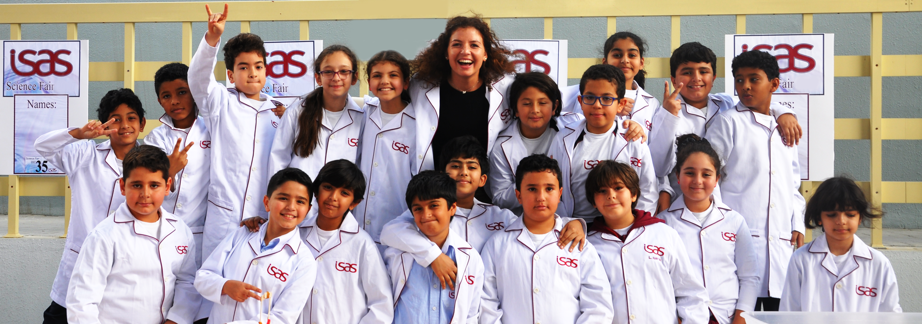 International School of Arts and Sciences, Managed by AMSI.