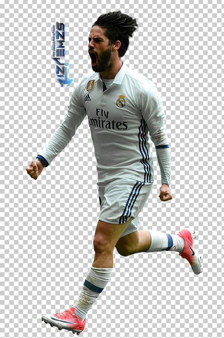 Isco Real Madrid C.F. UEFA Champions League Football Player.