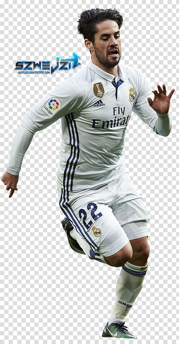Isco Team sport Football player, others transparent.