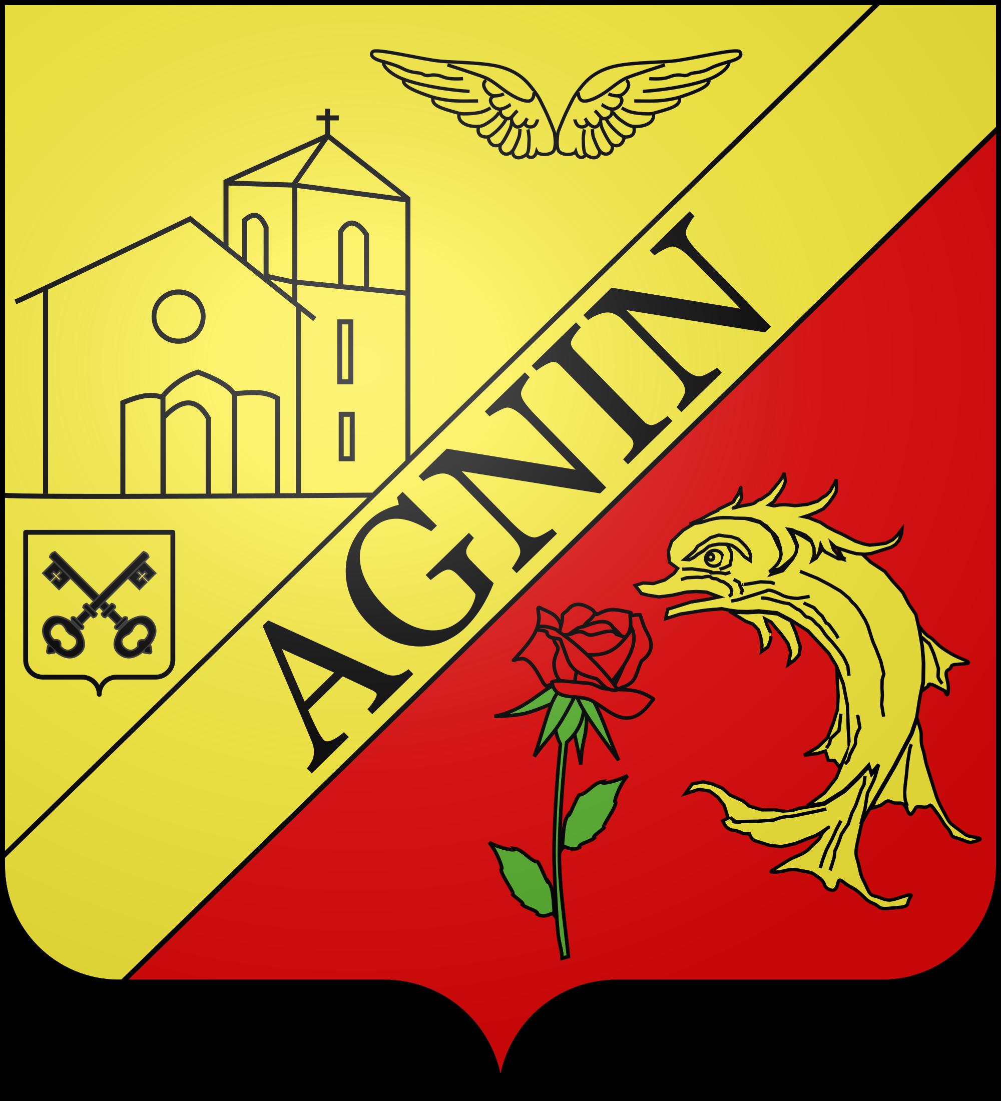 File:Blason de la ville de Agnin (Isère).svg.