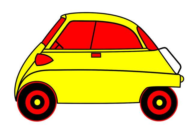 "Stunning ""Isetta"" Artwork For Sale on Fine Art Prints."