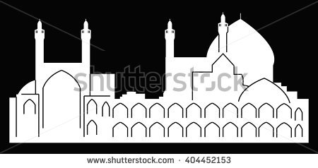 Isfahan Stock Vectors, Images & Vector Art.