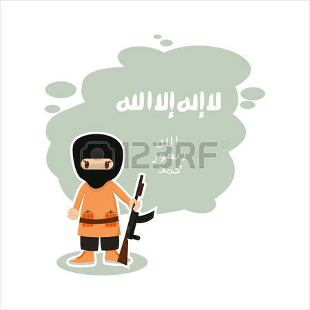 184 Isis Terrorist Stock Vector Illustration And Royalty Free Isis.
