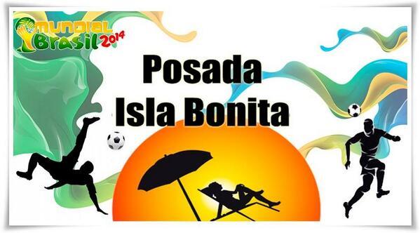 Posada Isla Bonita. (@IslaBonitaSC).