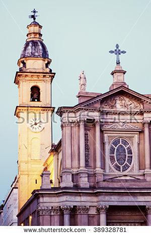 San Carlo Borromeo Stock Photos, Royalty.