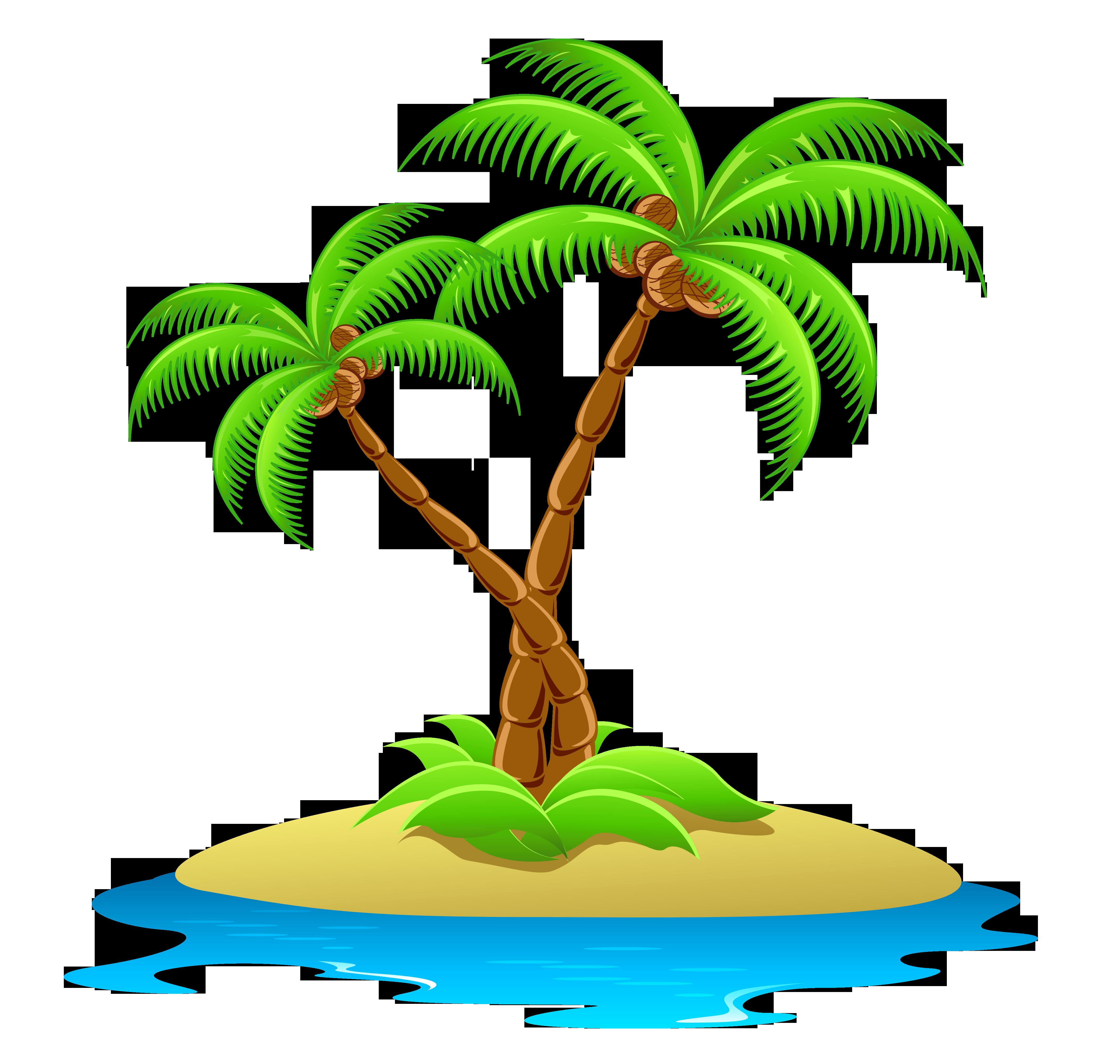 Island Images Clip Art.
