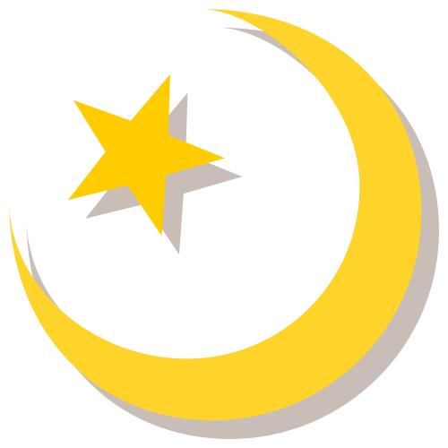 Islam Clipart.