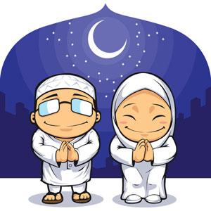Islamic clipart.