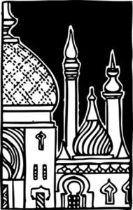 Islamic cliparts.