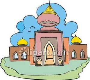 Islamic Mosque.