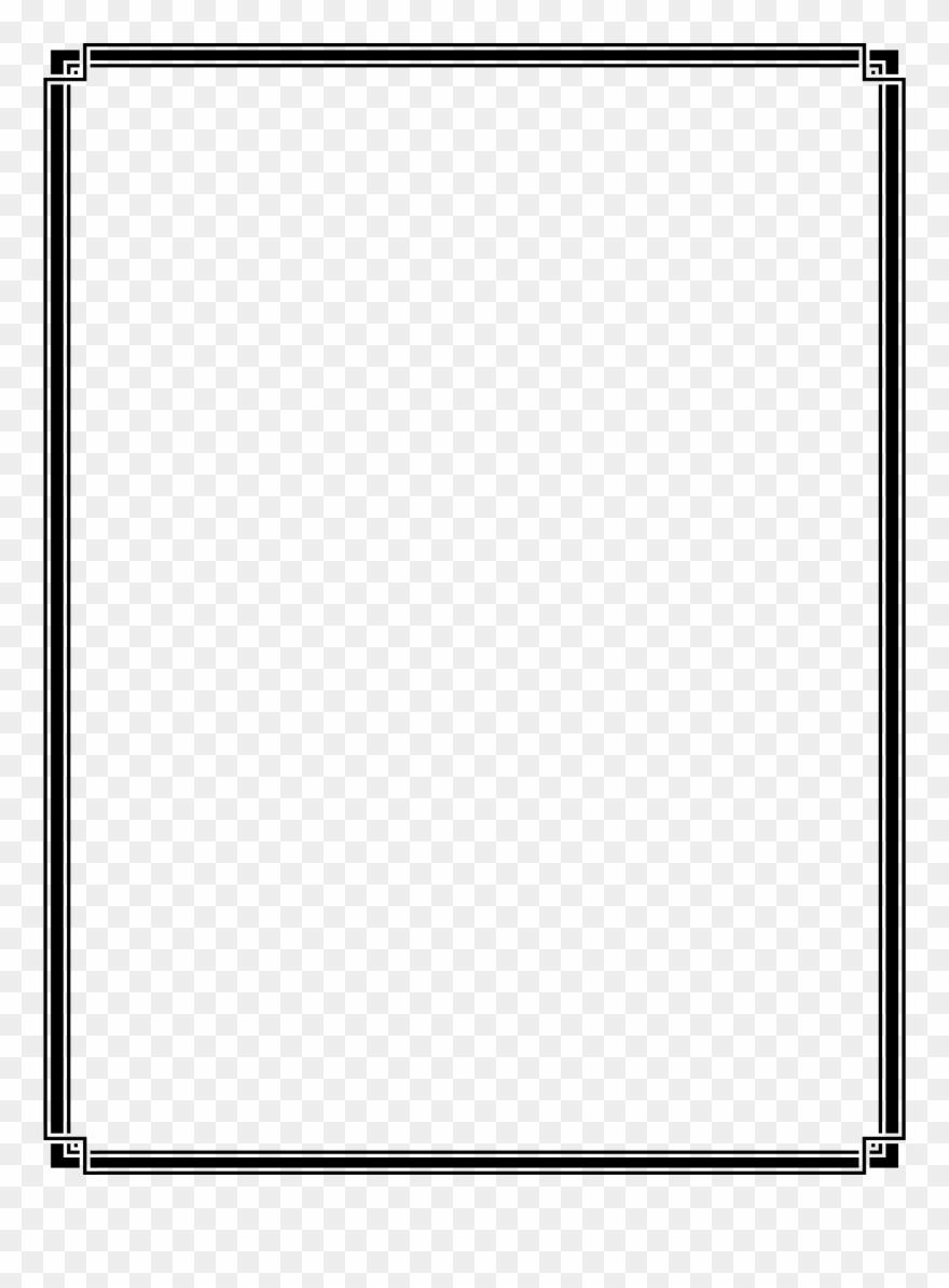 Islamic Border Clipart Islam Clip Art.
