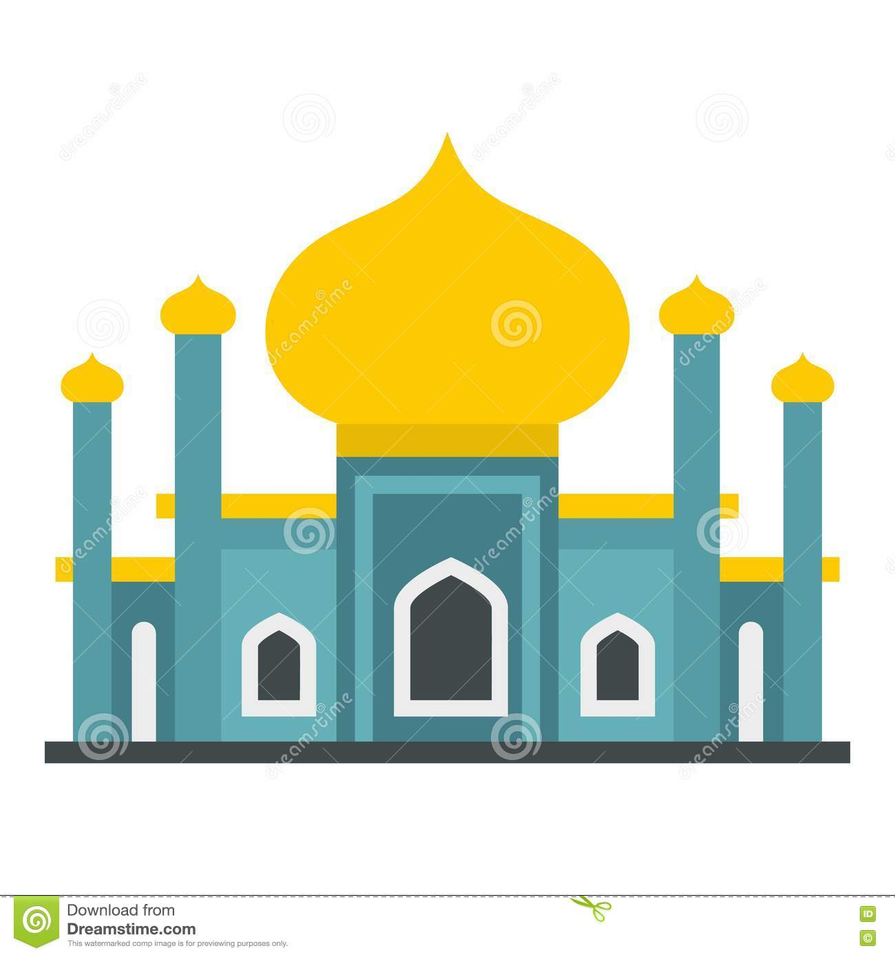 Collection of Islamic clipart.
