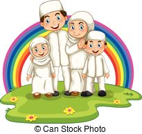 Beautiful islamic clipart pictures.