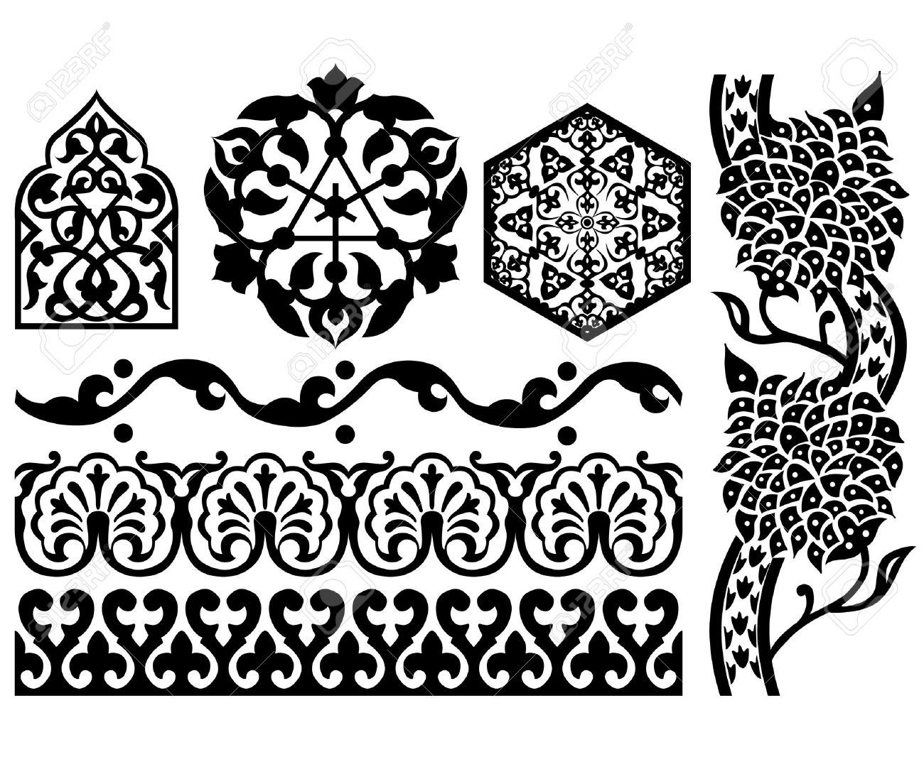 Free Islamic Design Cliparts, Download Free Clip Art, Free.