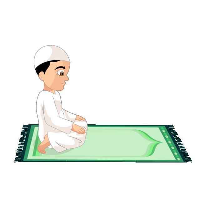 Step By Step Muslim Prayer Guide Step Of Salah, Muslim.