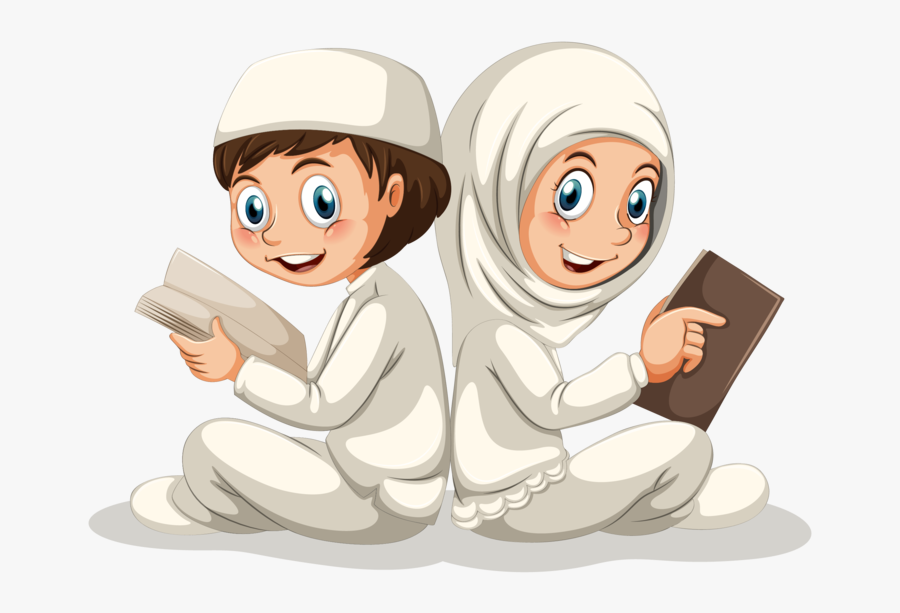 Islamic Kids Png , Free Transparent Clipart.