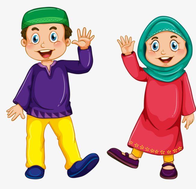Pin on Muslim Cartoon.