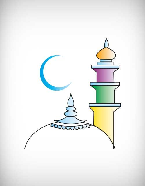 Islamic clipart free download 3d.