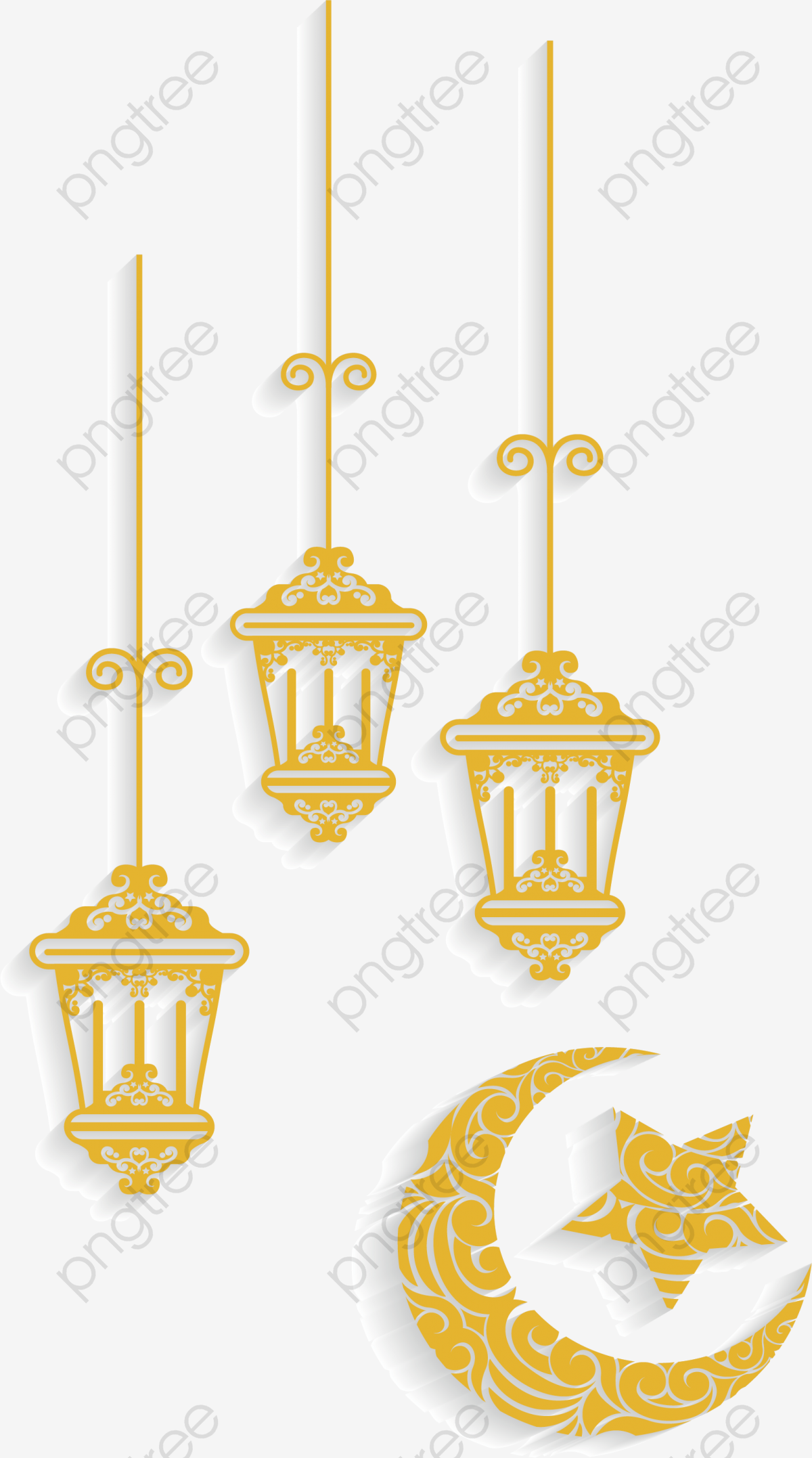 Islam Ornaments, Vector Png, Religious Pattern, Islam PNG and Vector.