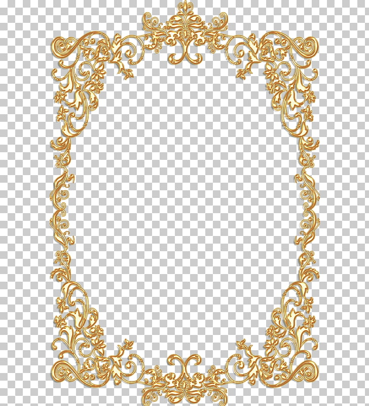 Frames Gold Vintage Ornament , islamic frame, yellow ornate.