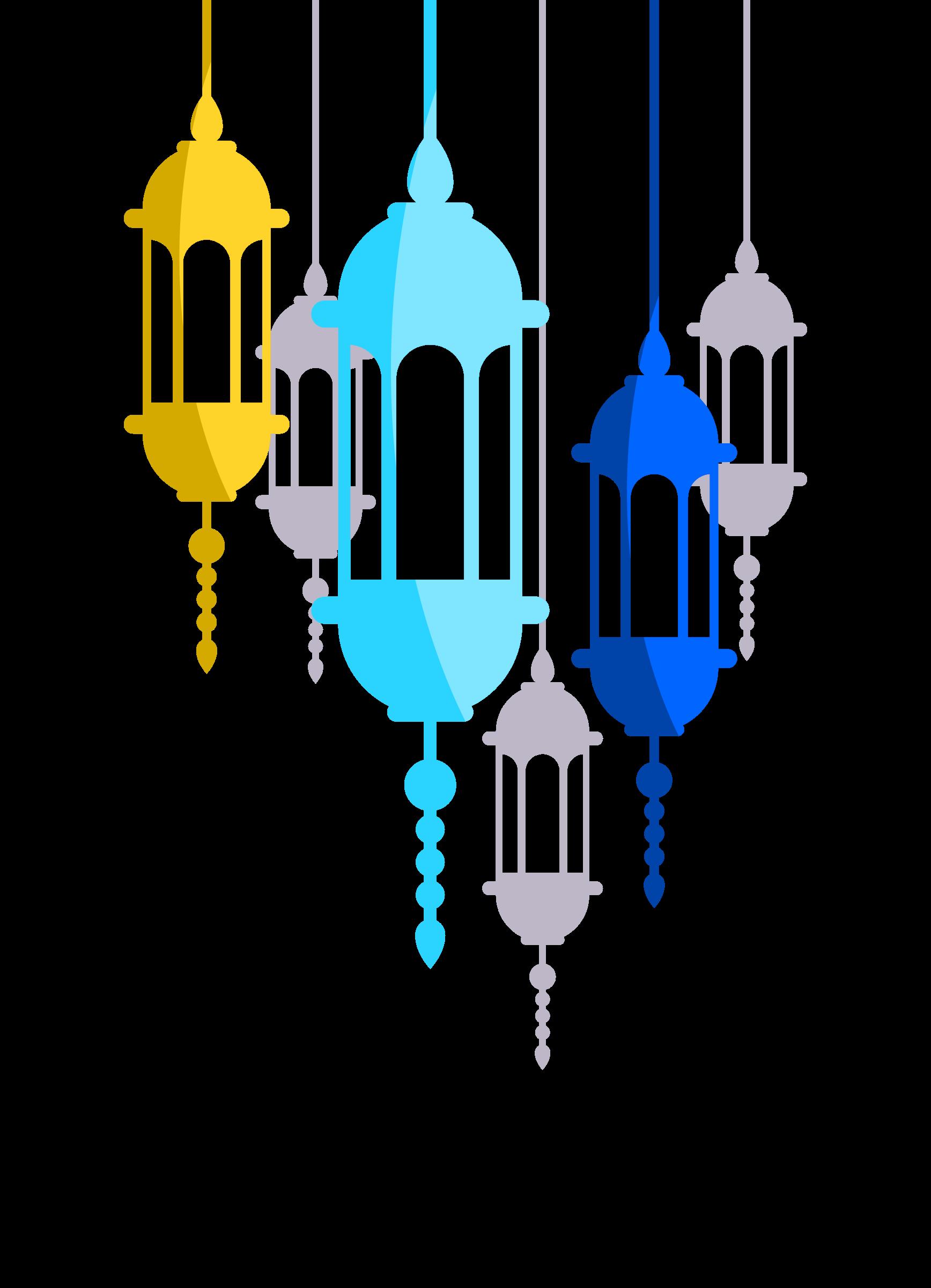 Lantern clipart islamic, Lantern islamic Transparent FREE.