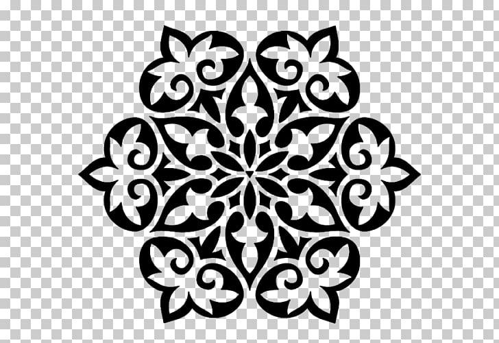 Islamic geometric patterns Ornament Islamic art Stencil.