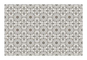 Islamic Pattern Free Vector Art.