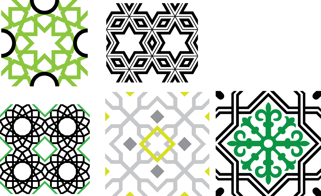 Islamic Pattern Islamic Pattern Vector.