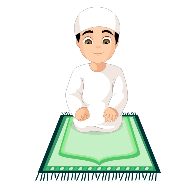 Step By Step Muslim Prayer Guide Steps Of Salah Tashahhud, Muslim.