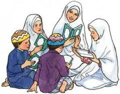 Islamic Boarding School.