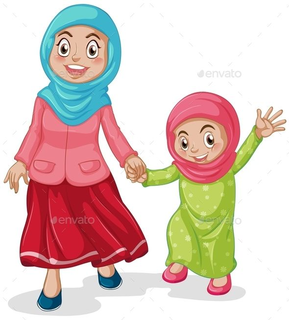 86 best images about ~*❤️Family~Muslim Family Clipart *~ on.