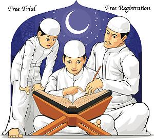 Muslim Teacher.