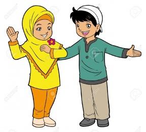 Islamic Teacher Clipart.