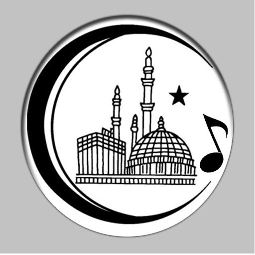 Islamic Wedding Invitation clipart.