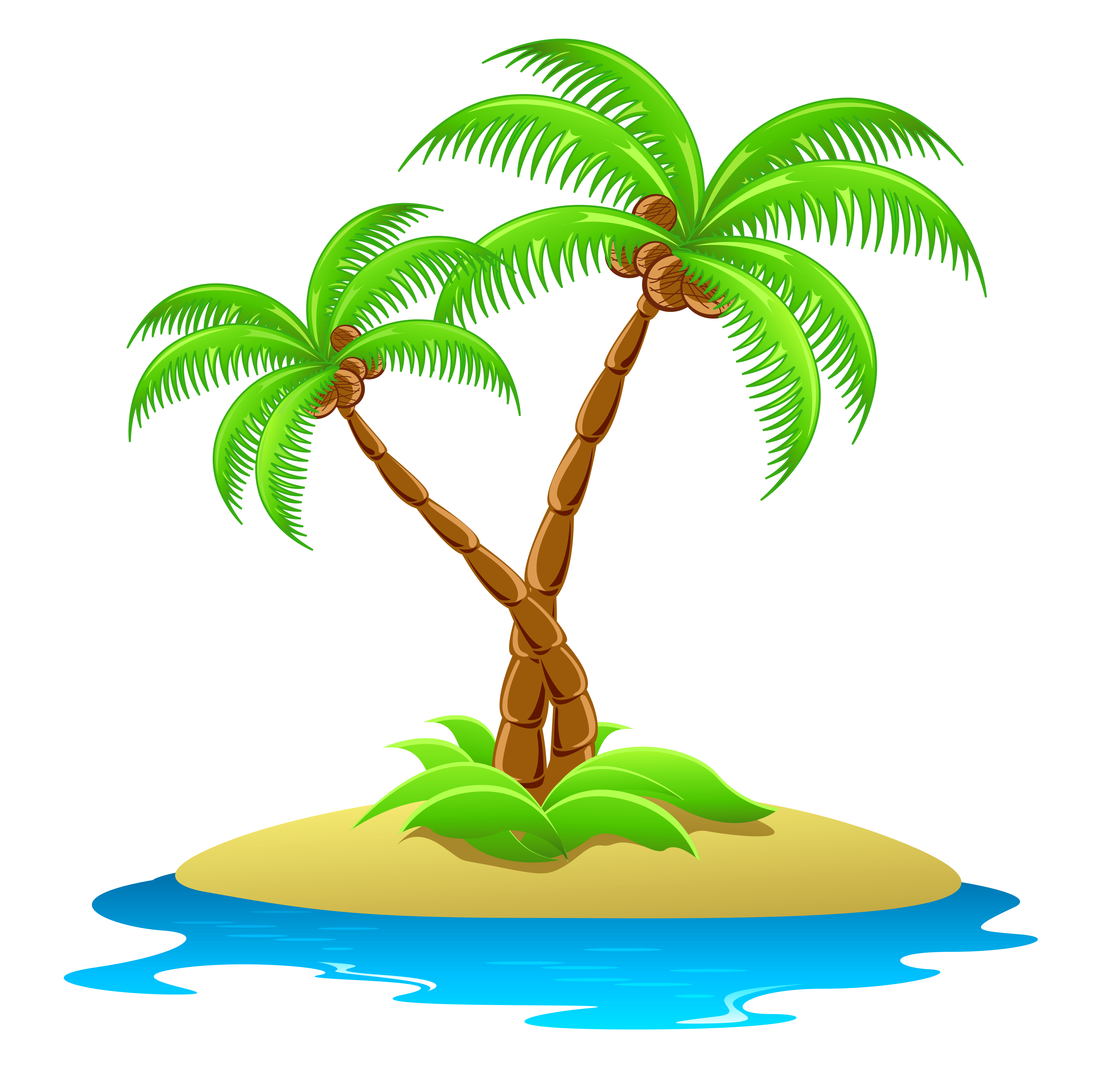 Download Island PNG Clipart.