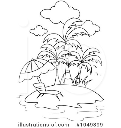 Island clipart black and white 3 » Clipart Station.