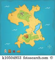 Deserted island Clipart and Illustration. 640 deserted island clip.