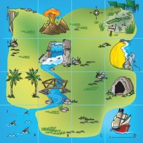 Clipart Island Map.