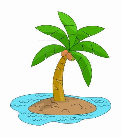 Result For: island clipart , HD PNG , Free png Download.