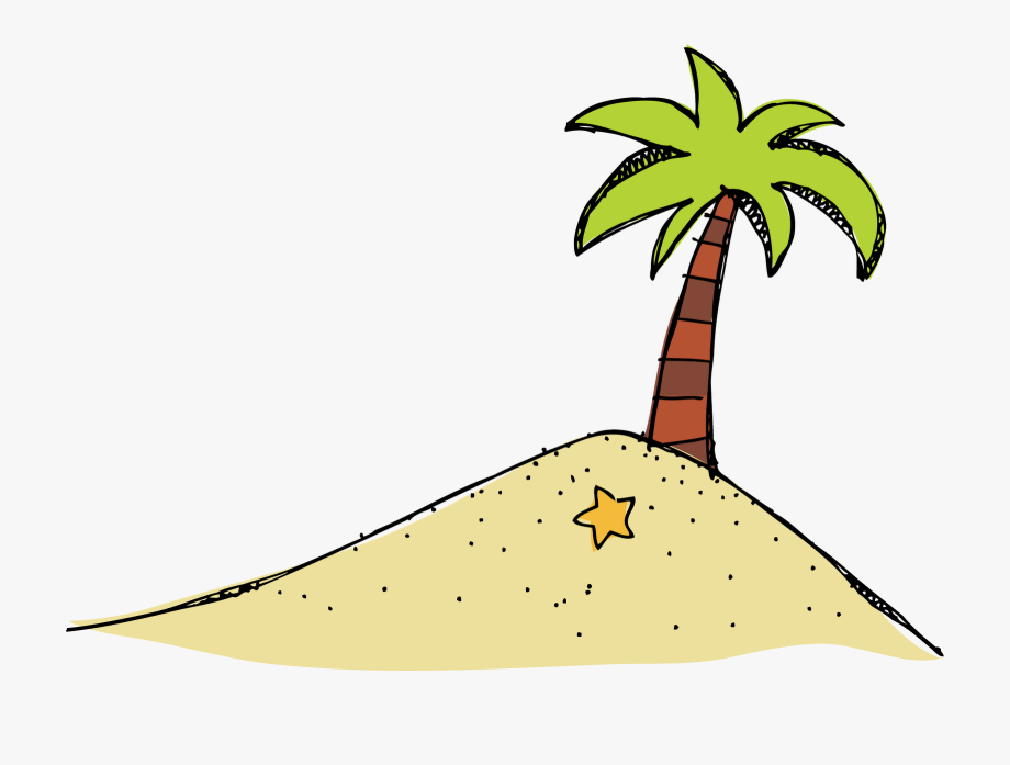 Jpg Transparent Download Island Clipart.