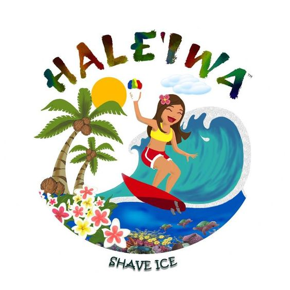 Haleiwa Shave Ice Logo » Things To Do Inland Empire.