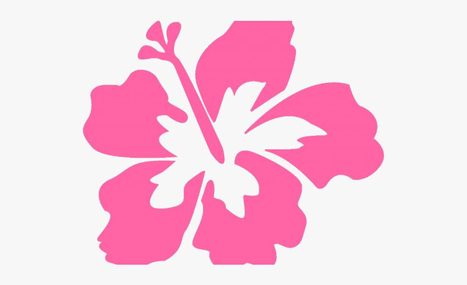 Pink Flower Clipart Moana.