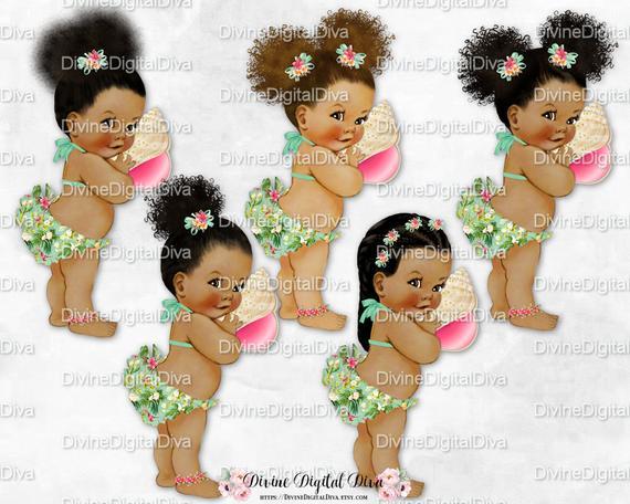 Island Girl Vintage Baby Girl.