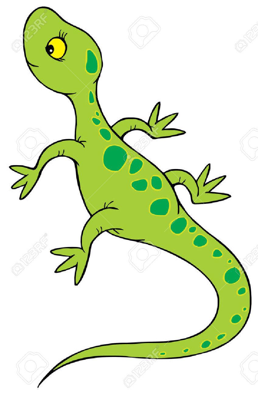 clipart lizard.